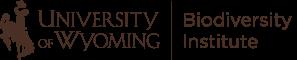 University of Wyoming Biodiversity Institute Logo