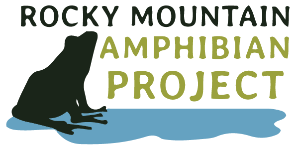 Rocky Mountain Amphibian Project Logo